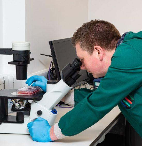 Scientist Genome Engineering